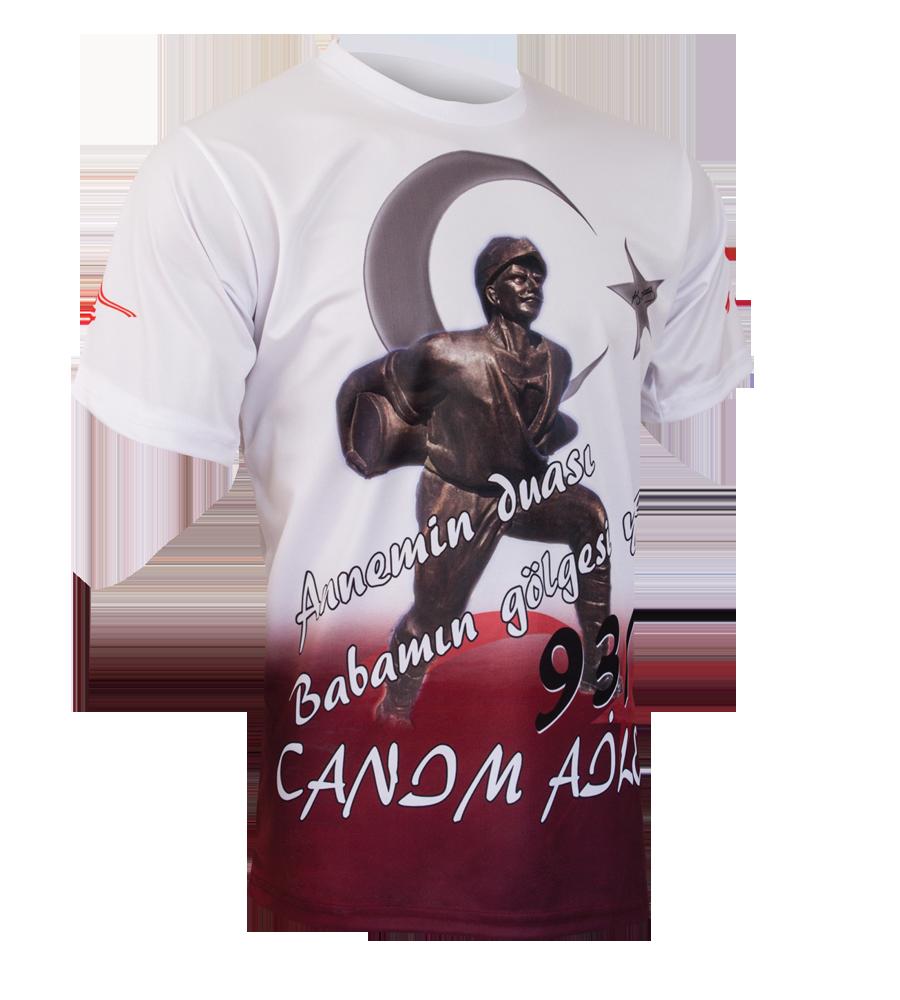 Çanakkale Zaferi Anı Tişörtü